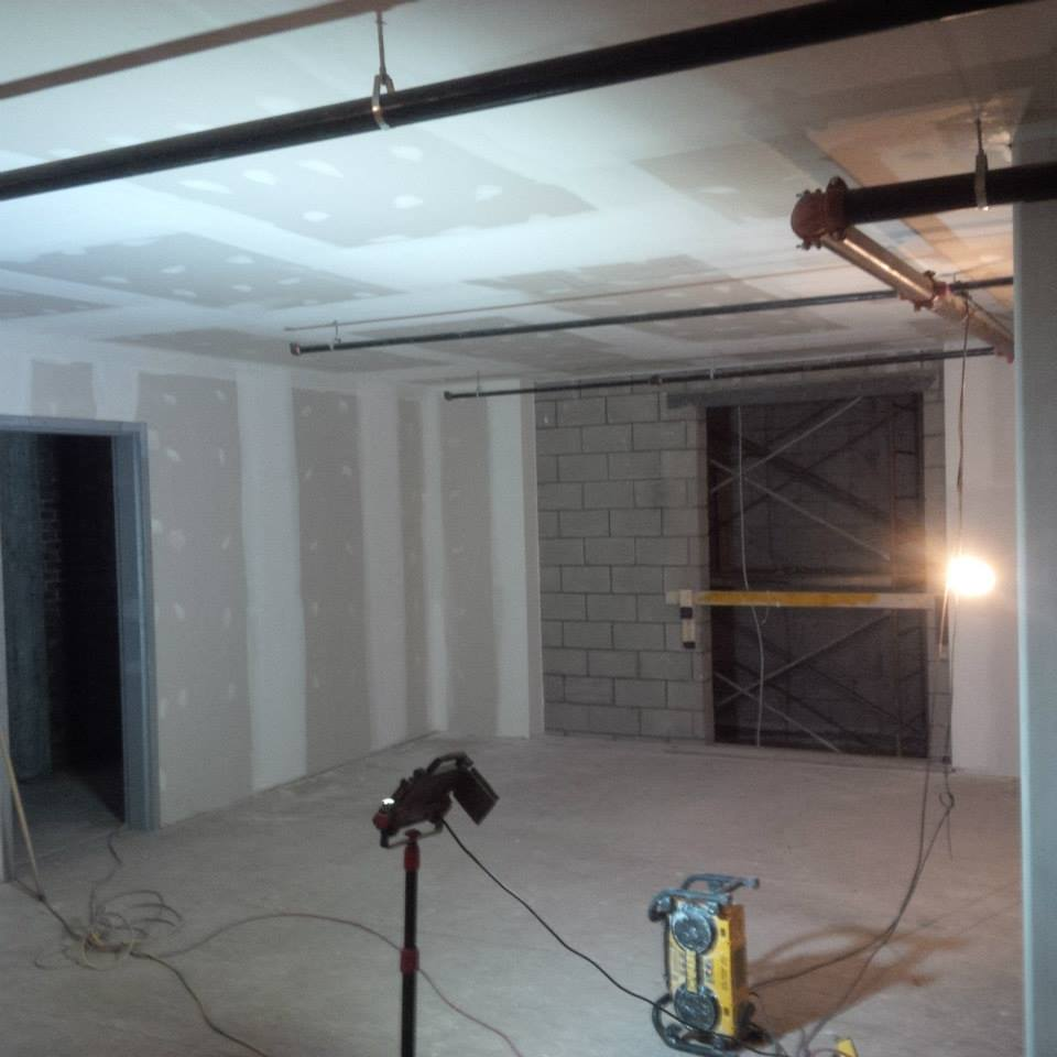 Commercial & Residential Construction - ESpace Barrington - A-Pak