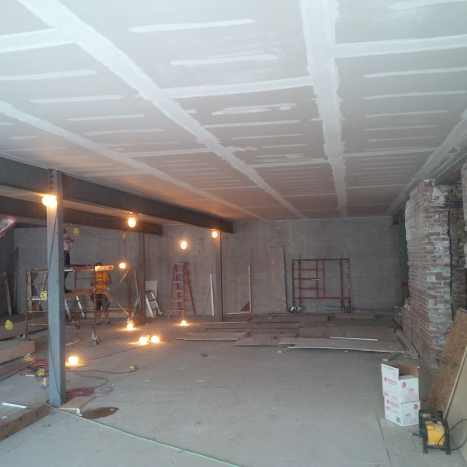 Gymboree, MicMac, Dartmouth - A-Pak Drywall